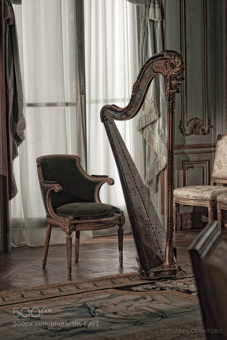 Photograph Harp by Stuart Crawford on 500px