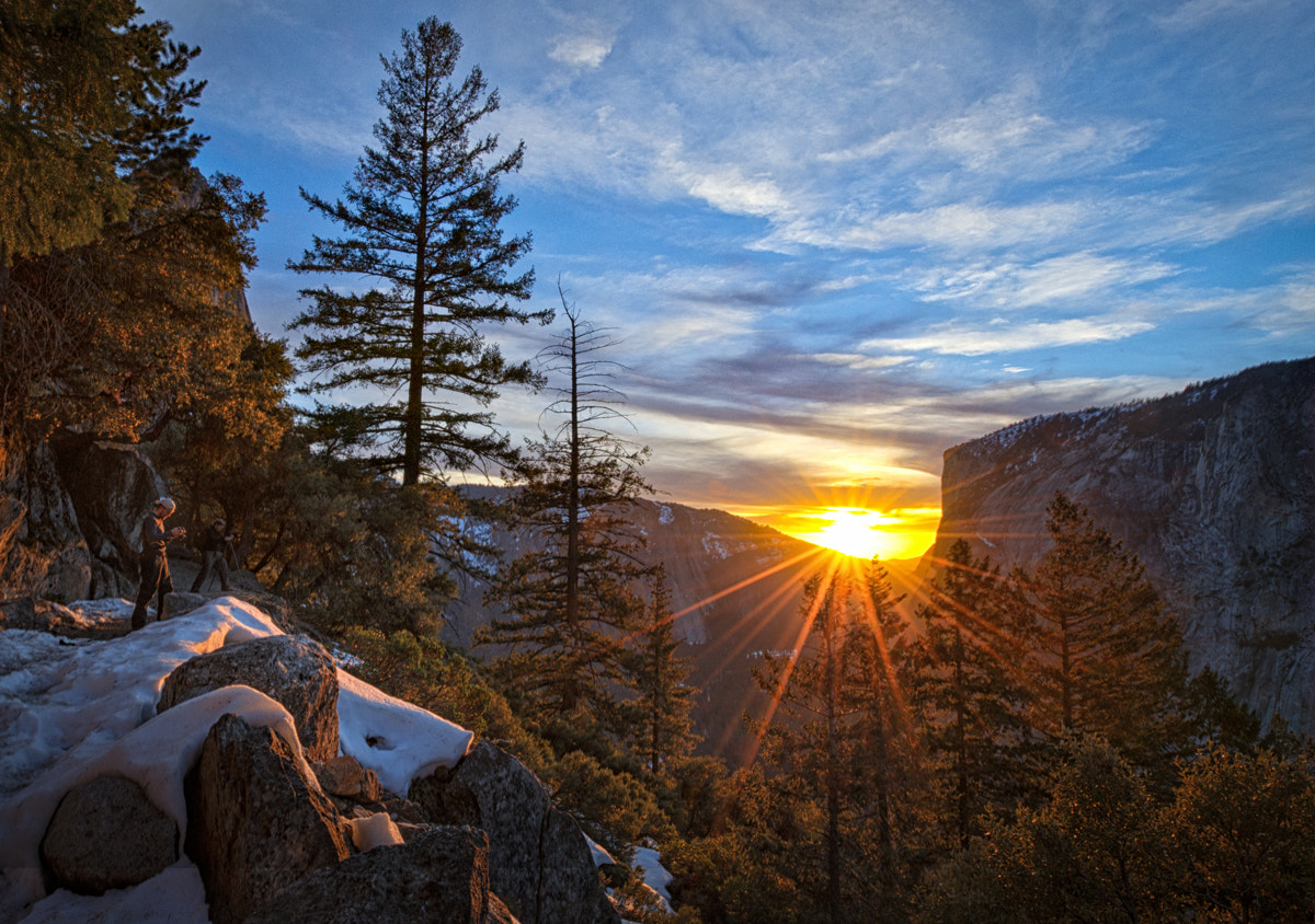 Photograph Sunset On The 4 Mile Trail - Yosemite by William McIntosh on 500px