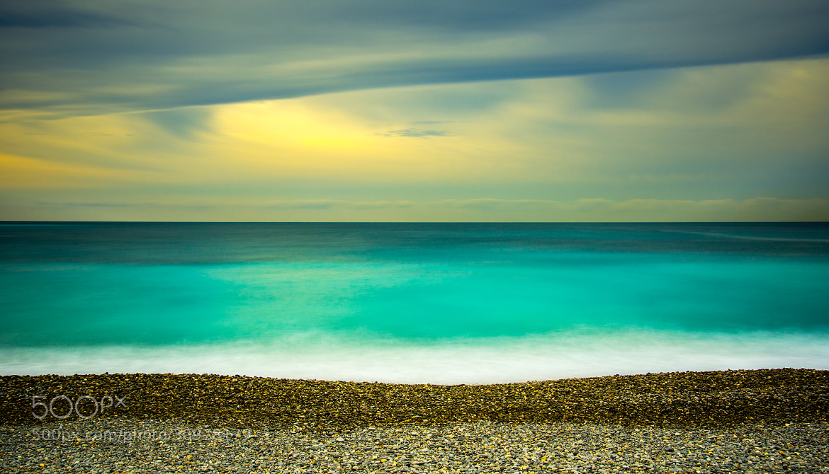 Photograph La Plage by Farouk Cherchali on 500px