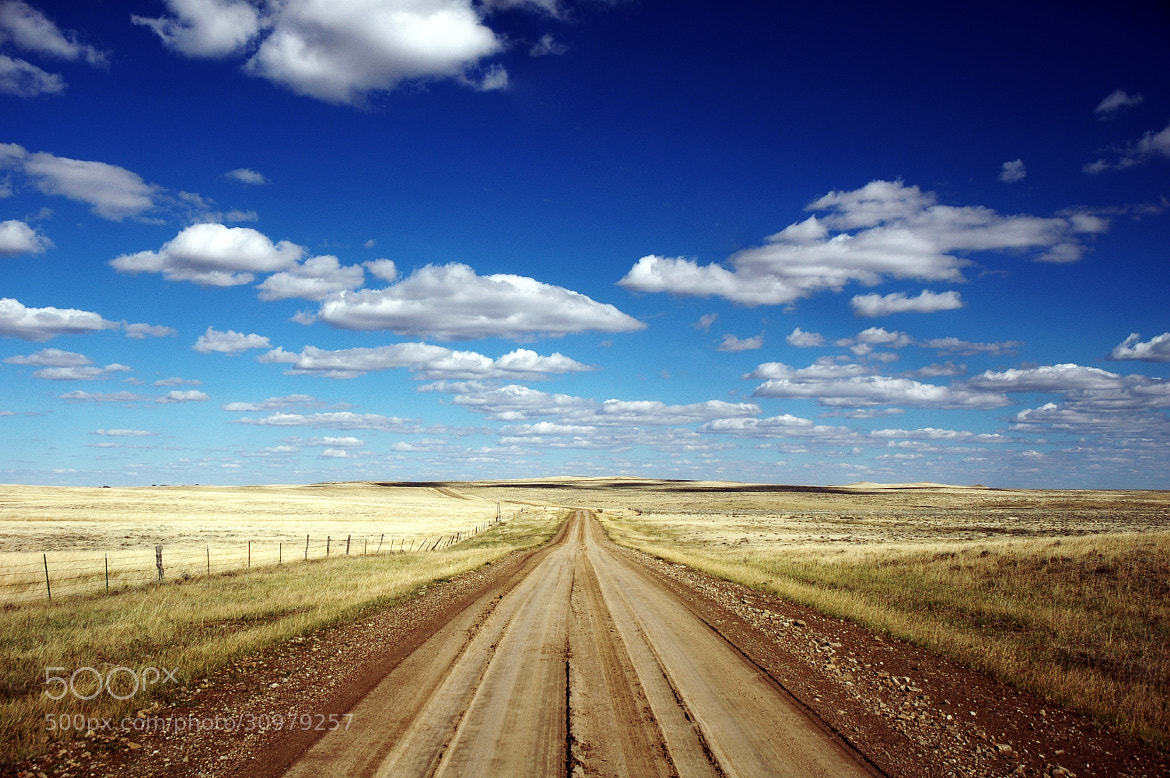 Photograph Endless road ... by Mark Hufstetler on 500px