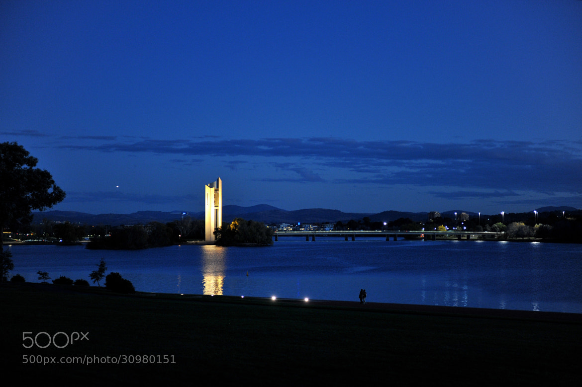 Photograph Lake Burley Canberra Australia by David Gray on 500px