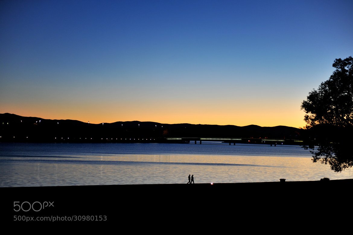 Photograph Central Basin, Lake Burley Griffin by David Gray on 500px