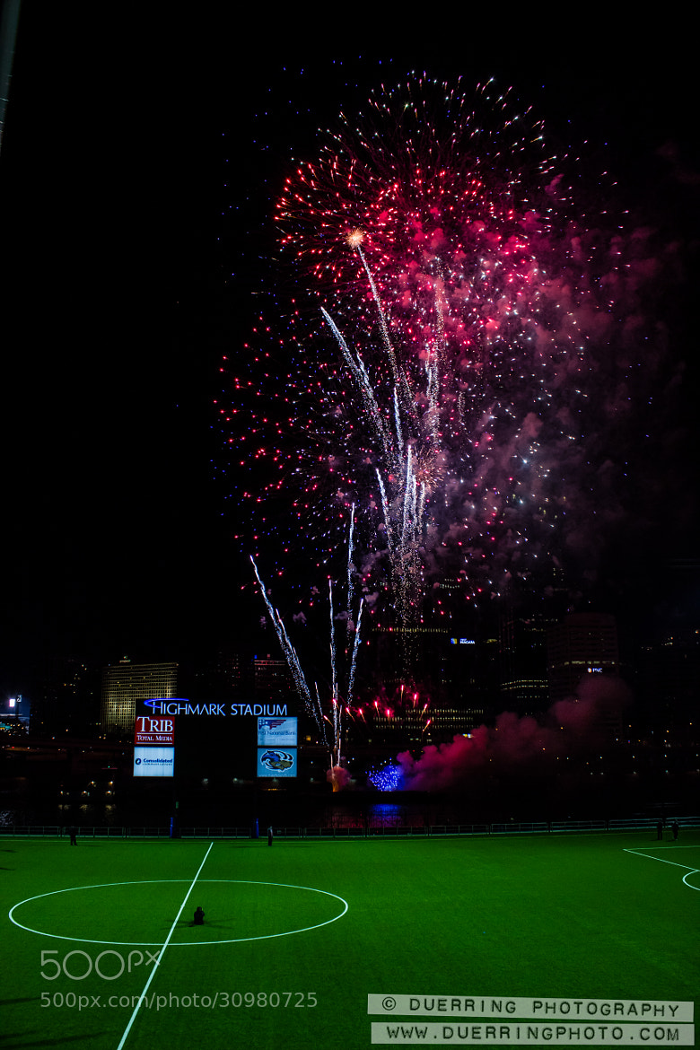 Photograph Pittsburgh Riverhounds Home Opener 2013 by Duerring Photography on 500px