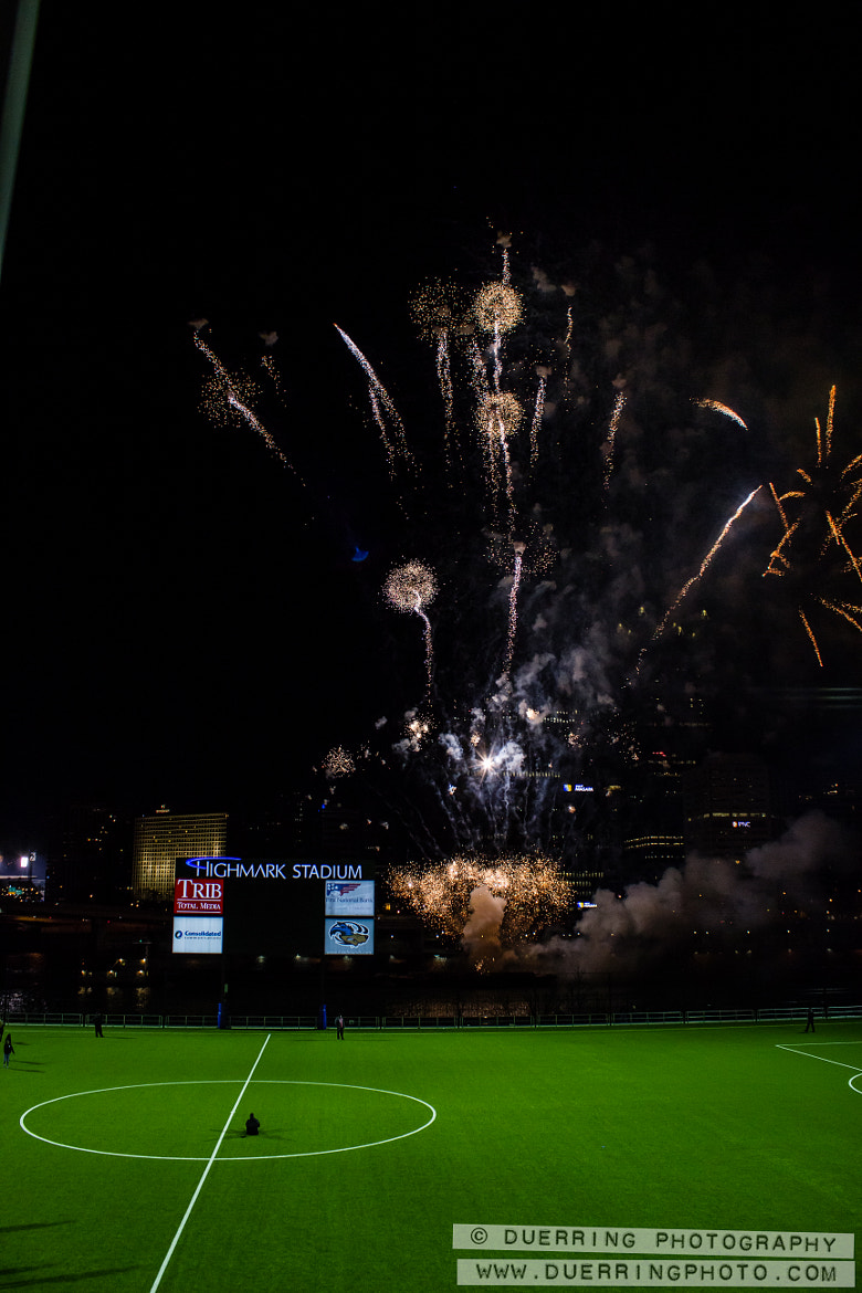 Photograph Pittsburgh Riverhounds Home Opener 2013 by Douglas Duerring Photography on 500px
