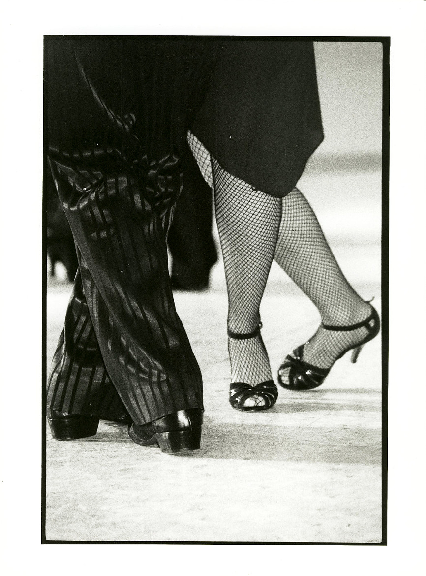 Photograph The Tango Lesson by menilmonde by Claire Lopez on 500px