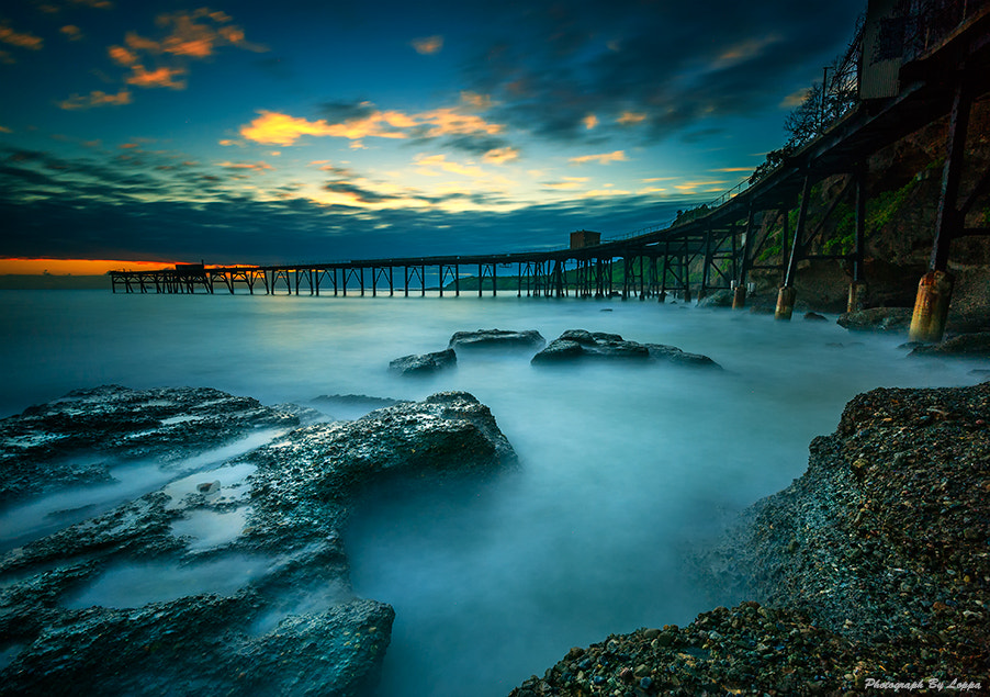 Photograph Catherine Hill Bay by Lop Pa on 500px