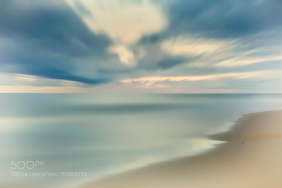 Photograph peaceful sea by Dariusz Łakomy on 500px