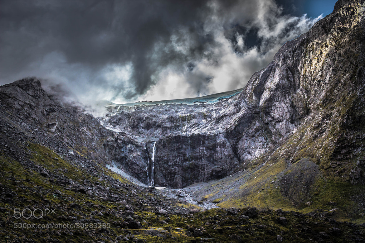 Photograph Next to Homer Tunnel by Andrew Goodlad on 500px