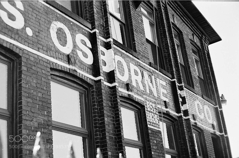 "Photograph ""C.S. Osborne Industrial"" by B.C.  Lorio on 500px"