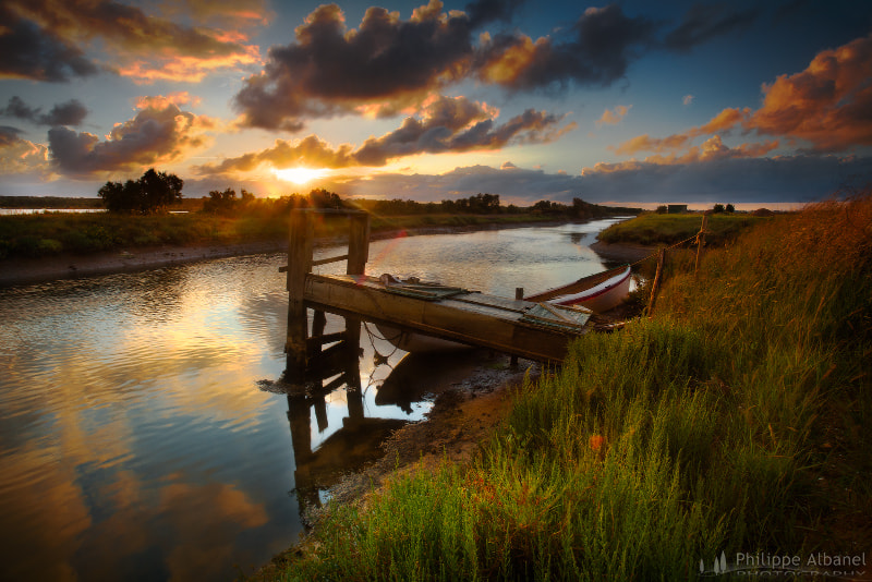 Photograph Vendée's Swamp by Philippe Albanel on 500px
