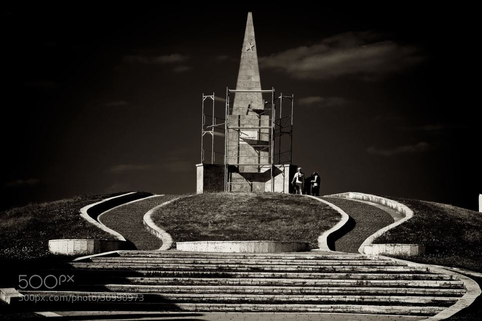 Photograph Monument by Martin Pavlát on 500px