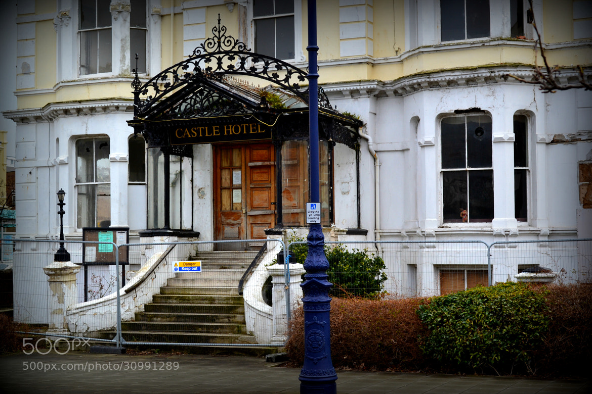 Photograph Castle Hotel, Llandudno by Andrzej Perkins on 500px