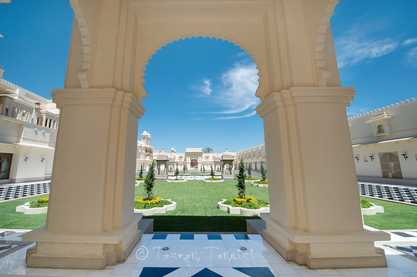 Photograph Udaivilas by Tazran Tanmizi on 500px