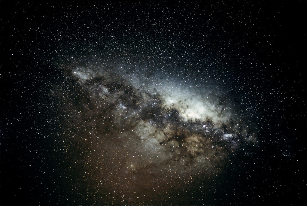 Photograph Milkyway by Casper Smit on 500px