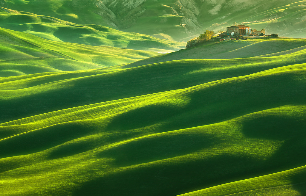 Photograph Green land... by Krzysztof Browko on 500px