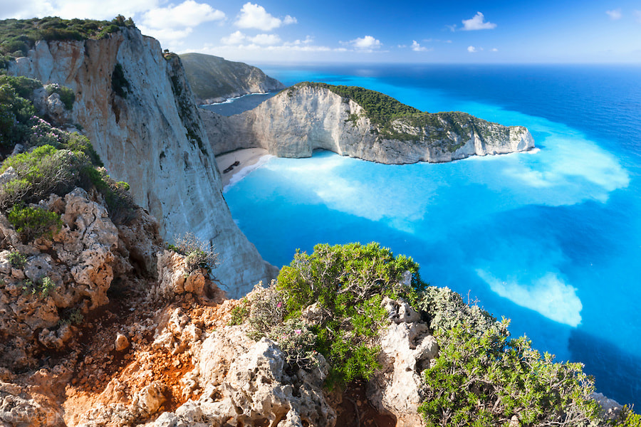 Photograph Navagio Bay by Evgeni Dinev on 500px