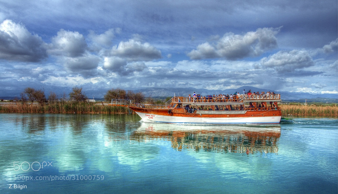 Photograph river trip.... by Zeki Bilgin on 500px
