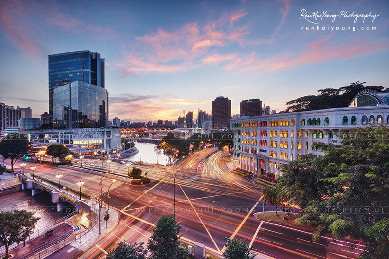 Photograph Twilight City by Ren Hui Yoong on 500px