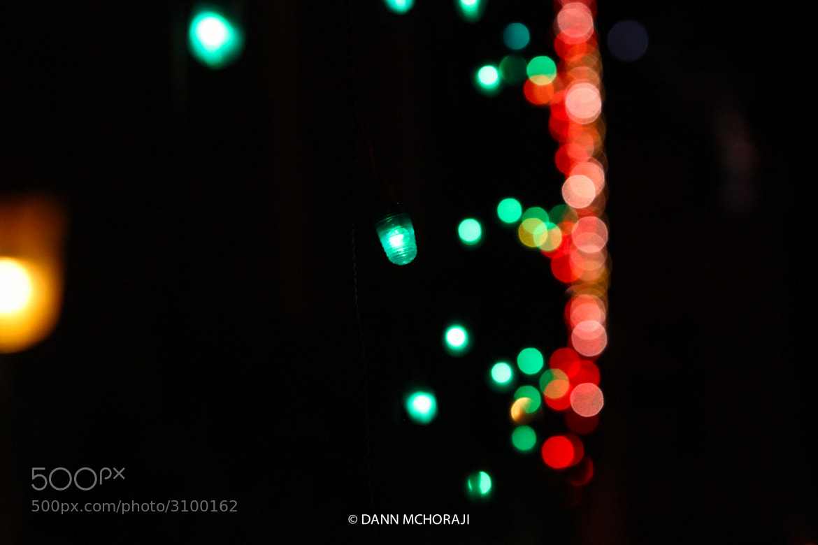 Photograph Runner Lights by Dann Mchoraji on 500px