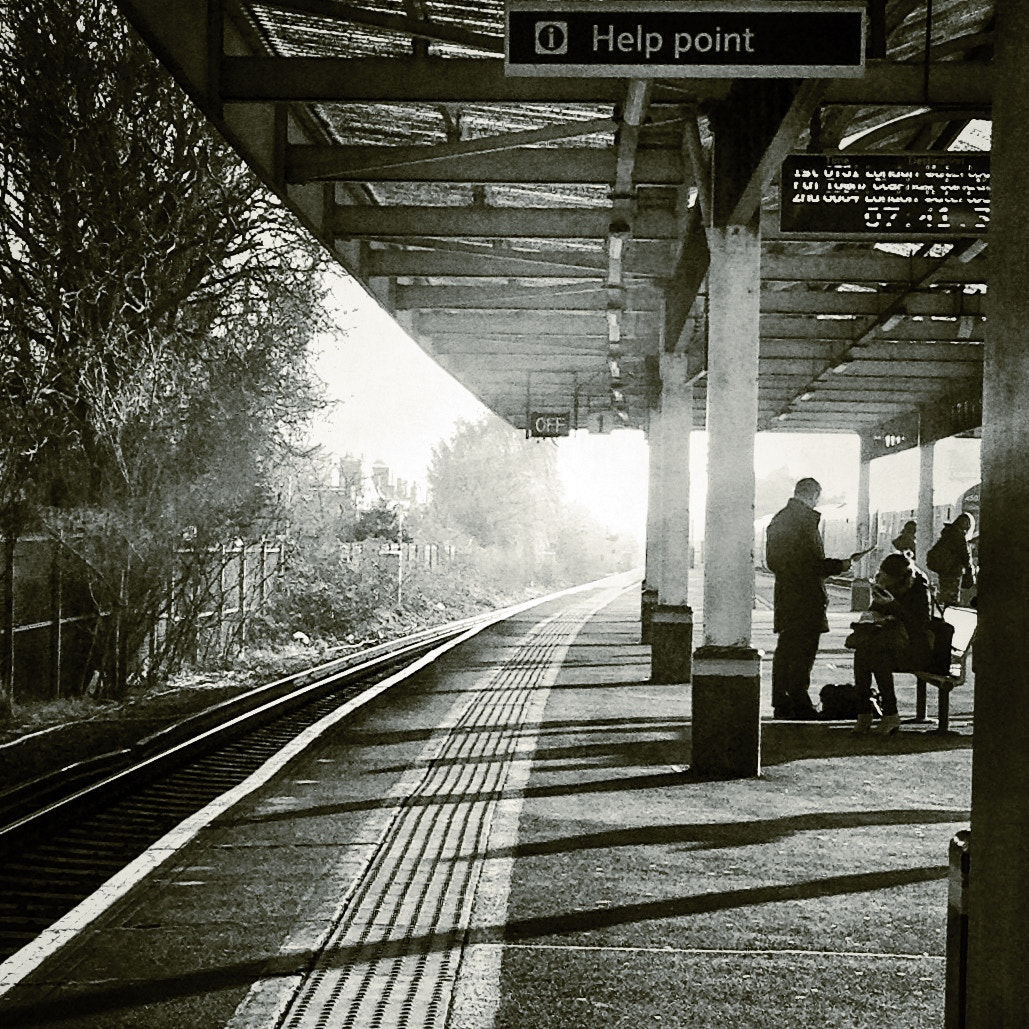 Photograph AM North Sheen Station by Shaun Seymour on 500px
