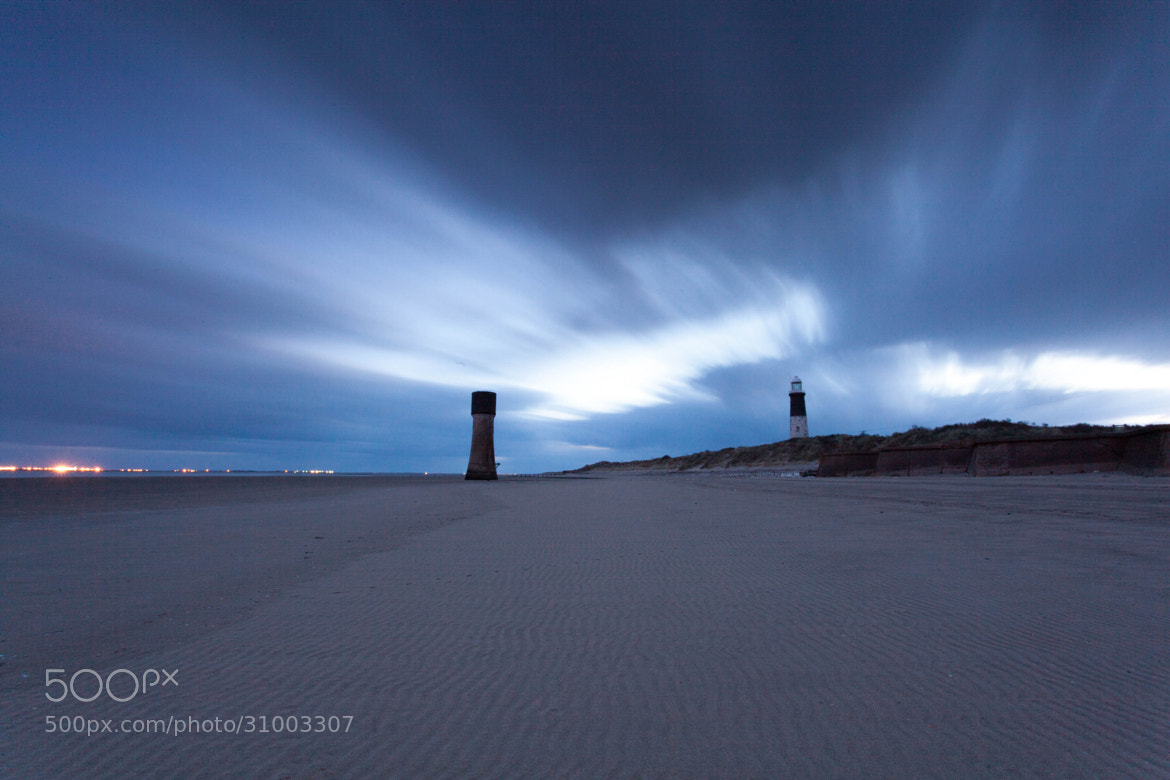 Photograph Spurn Point Old & New by Carl Mickleburgh on 500px