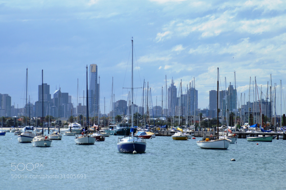 Photograph St Kilda Beach by Saurabh Mathur on 500px