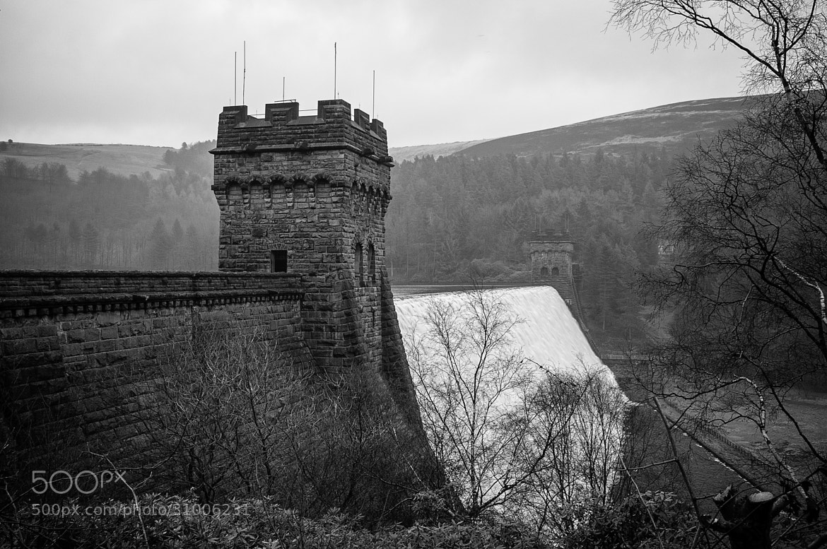 Photograph Derwent Dam by Shaun Newman on 500px