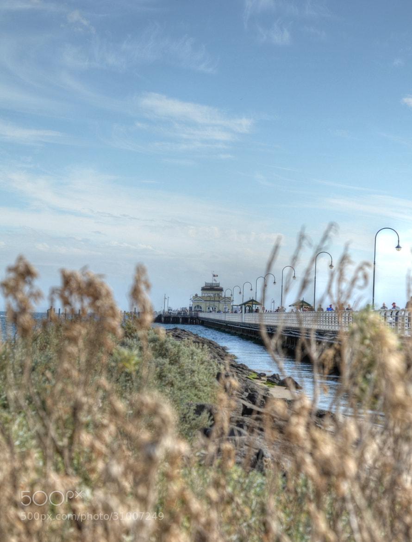 Photograph St Kilda Pier by Saurabh Mathur on 500px