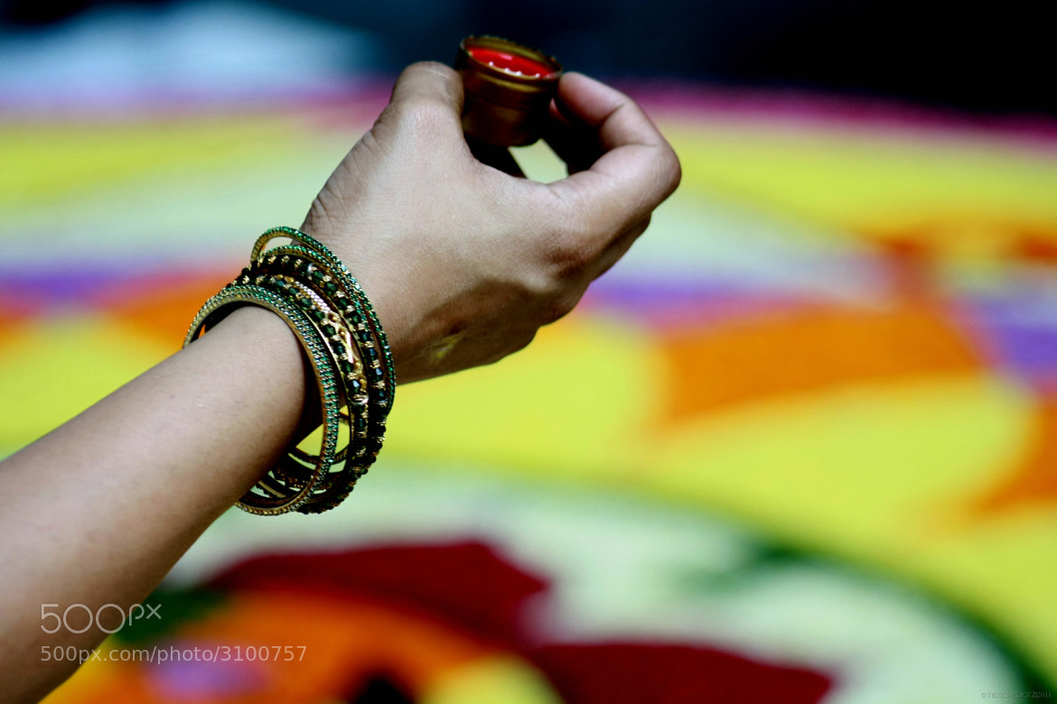 Photograph Colors of Onam by Venkata Subramanian on 500px