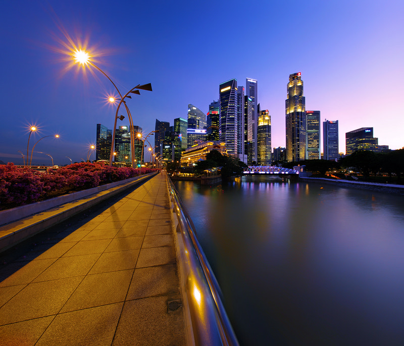Photograph Crossways by WK Cheoh on 500px