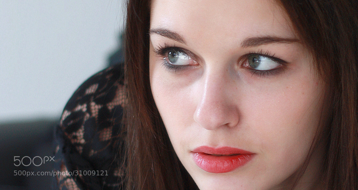 Photograph Emma - Portrait by Jean-Marie Hild on 500px