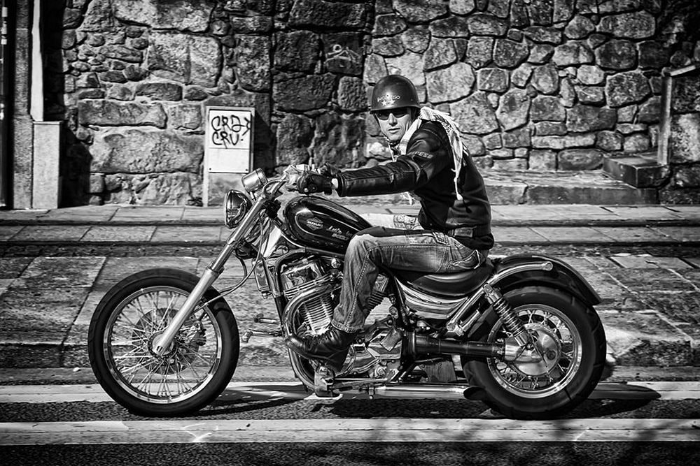 Photograph Easy Rider by Francisco Amaral on 500px
