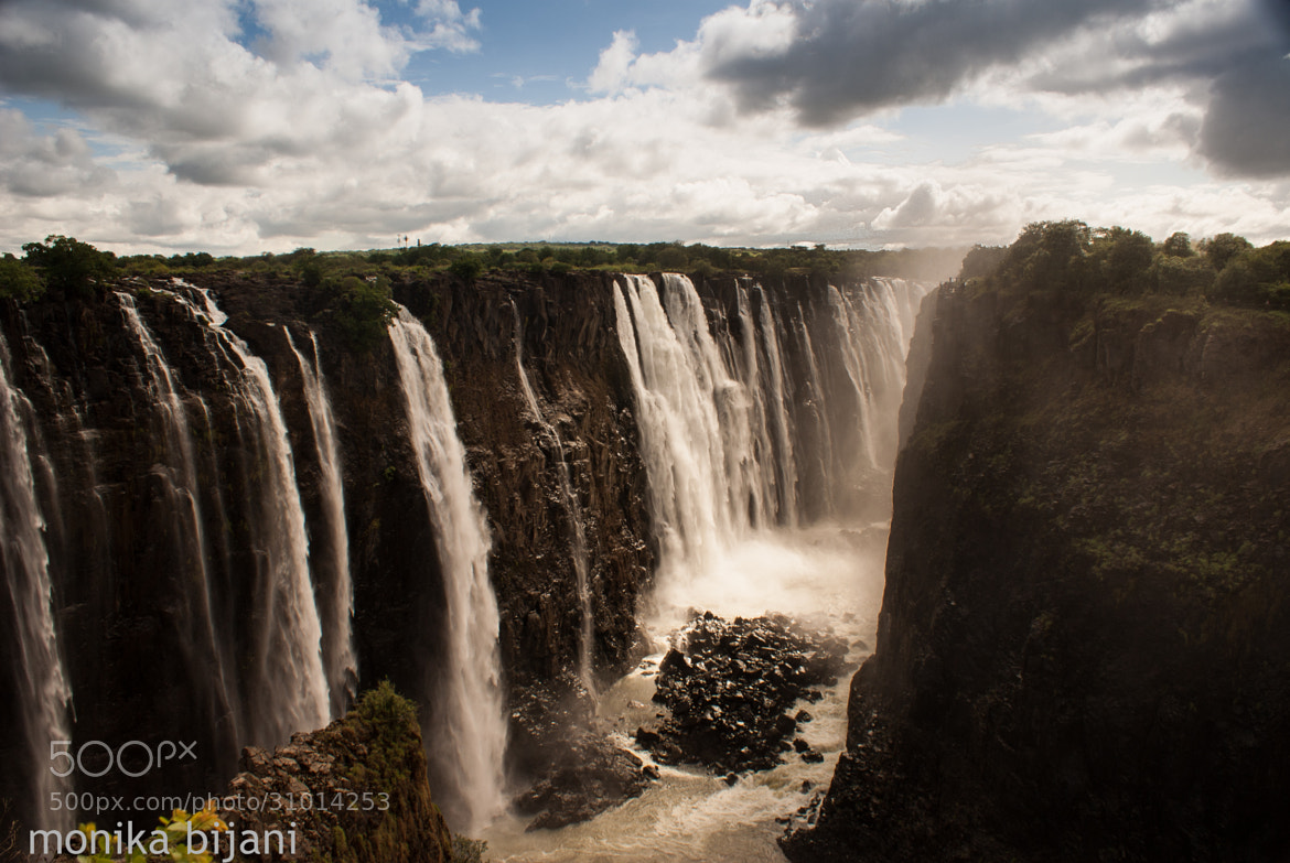 Photograph Victoria Falls, Zimbabwe by monikabijani on 500px