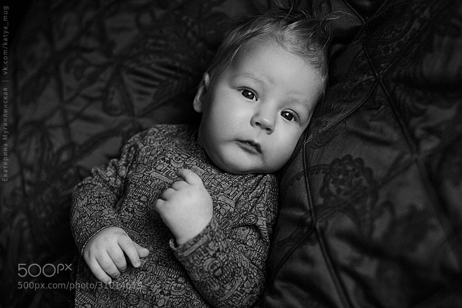 Photograph Danya by Ekaterina Muganlinskaya on 500px