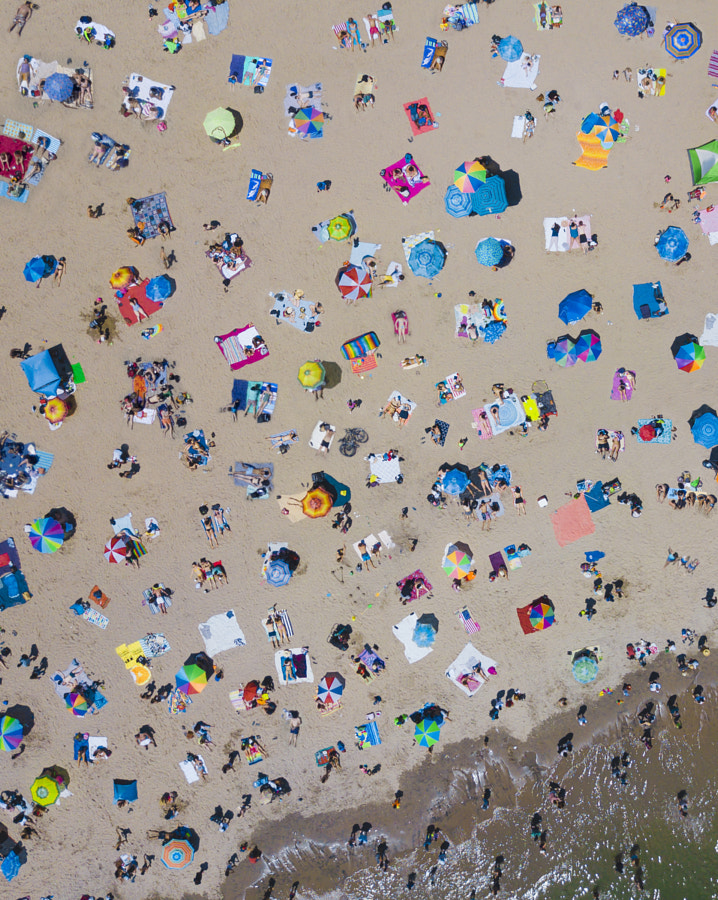 Above Coney Island by Jerm Cohen on 500px.com