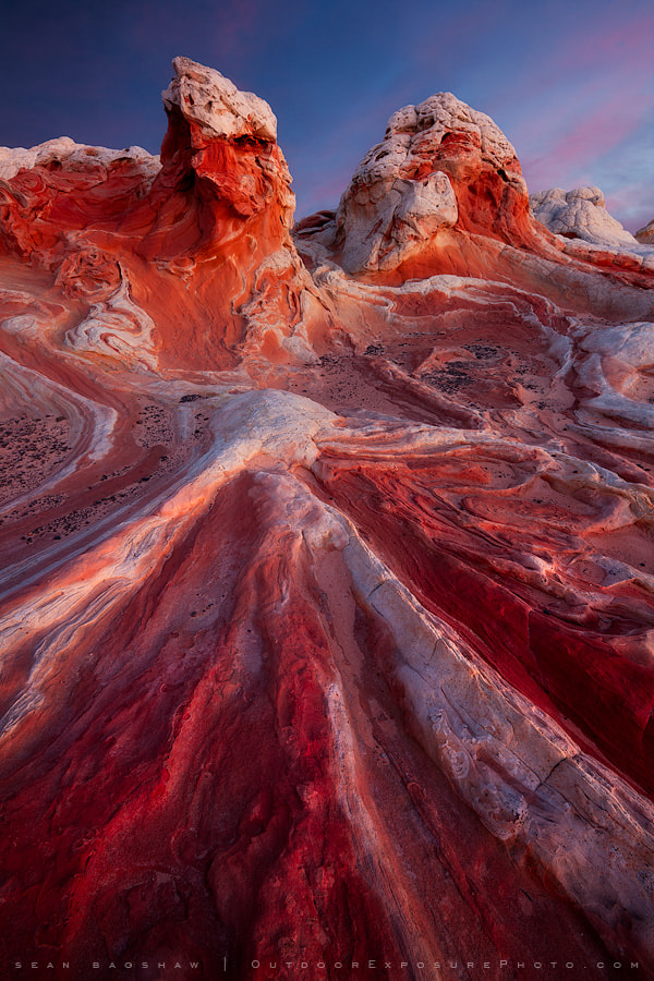 Photograph Forces of Time by Sean Bagshaw on 500px