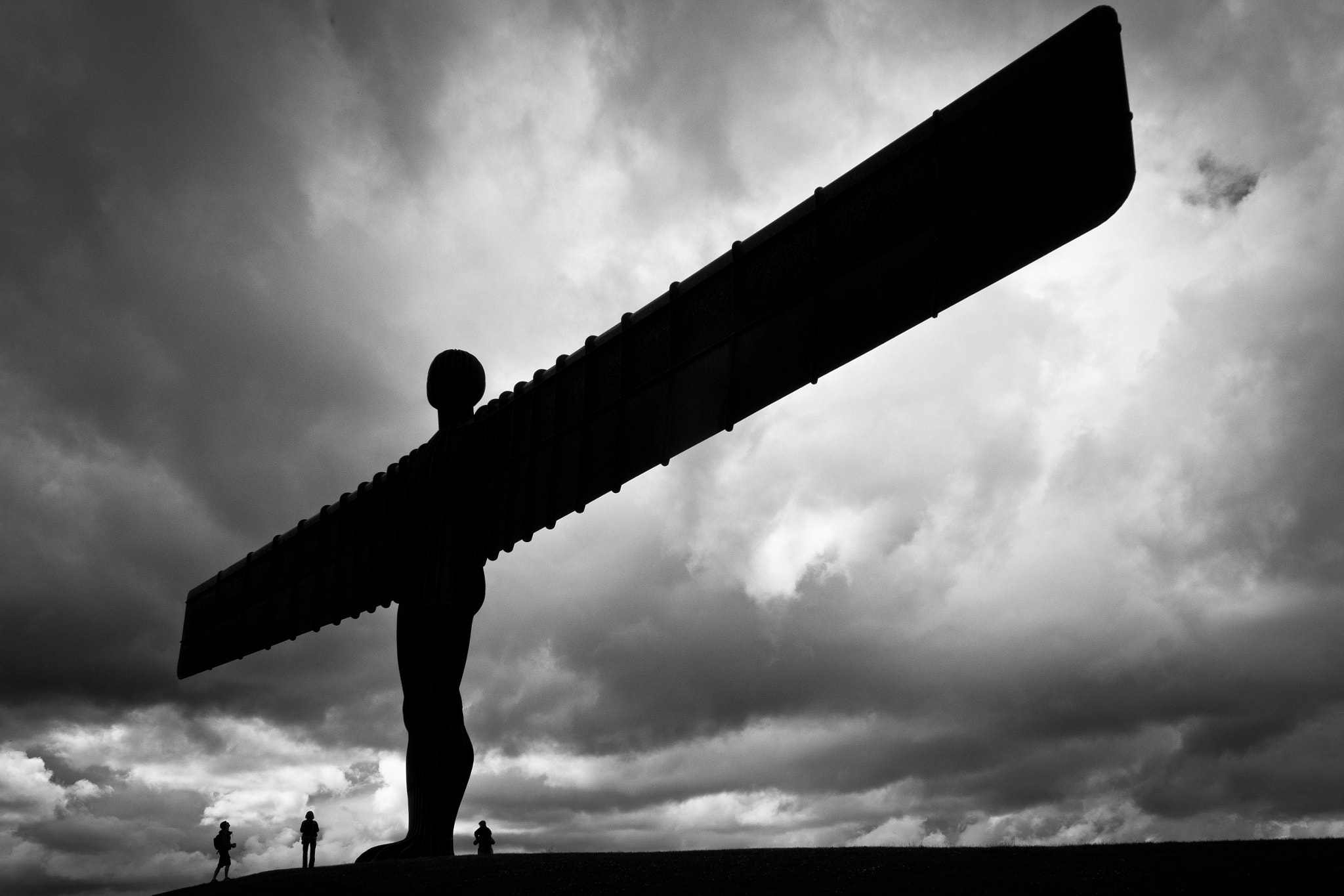 Photograph Angel Of The North by Scott Jones on 500px
