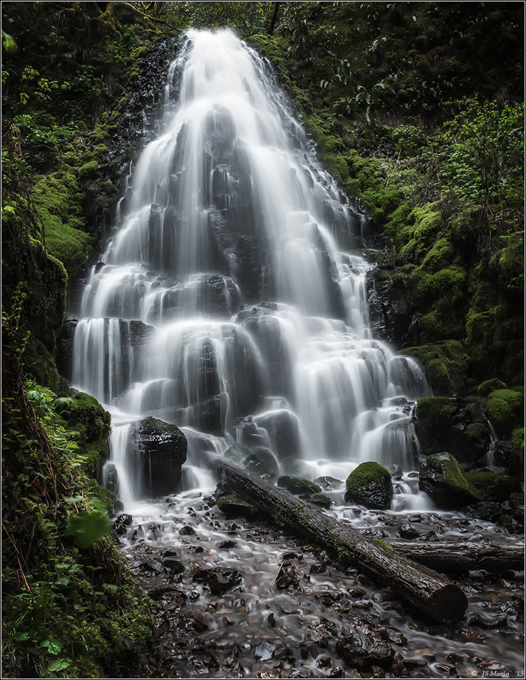 Photograph Fairy Falls by Steve Martin on 500px