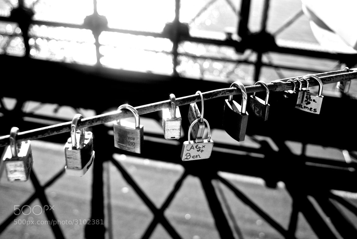 Photograph Locks by Mauricio Arango on 500px