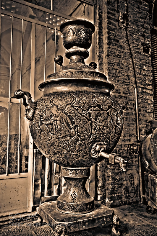 Photograph SamoVar..............Click on it by Ali KoRdZaDeh on 500px