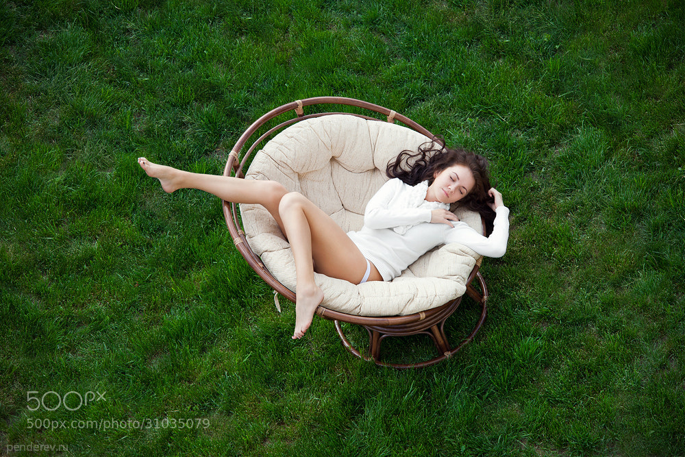 Photograph Rest on the grass by Roman Penderev on 500px