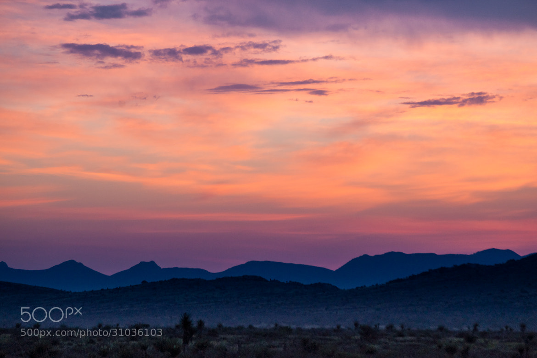 Photograph Sunrise Near Marathon by Erik Pronske on 500px