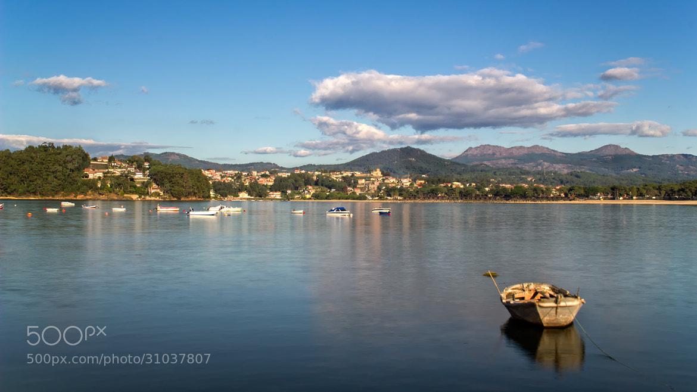 Photograph Baiona Bay by Gustavo Castillo on 500px