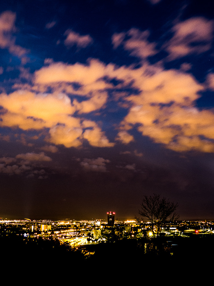 Photograph Clouds over night Brno. by Michal Jenčo on 500px