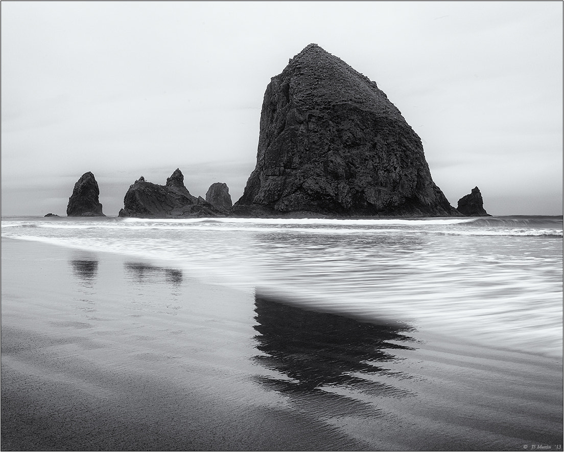 Photograph Haystack Rock by Steve Martin on 500px