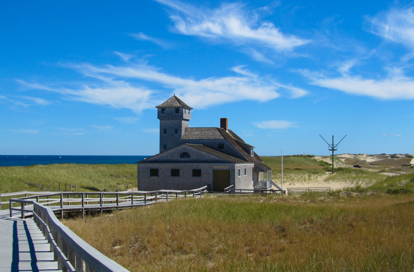 Photograph U.S. Live Saving Station in Cape Cod by Hans Fischer on 500px