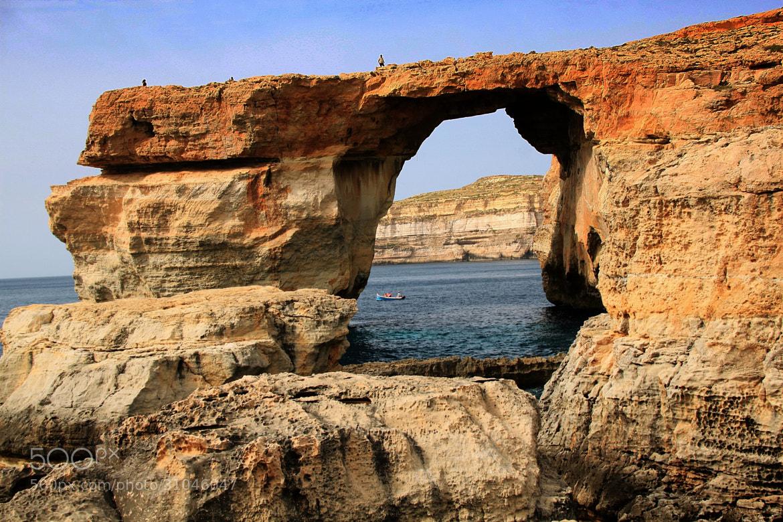 Photograph Azure Window, Malta by Karthik Gellia on 500px