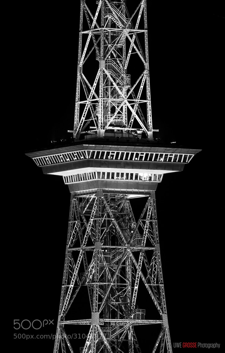 Photograph Funkturm Berlin by teamnullvier on 500px