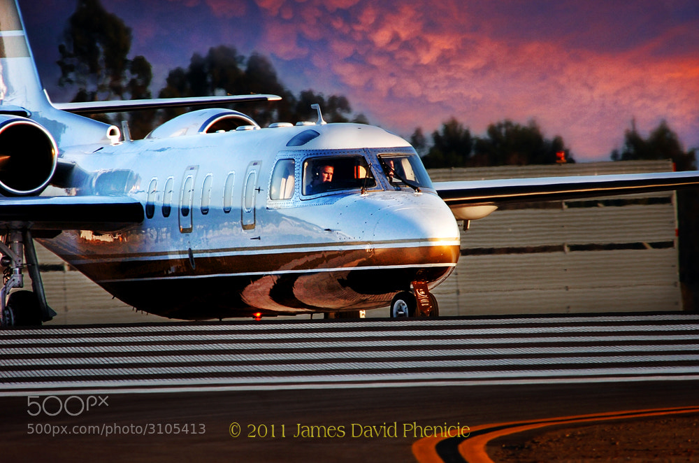 Photograph Aircraft Series:  IAI Westwind by James David Phenicie on 500px