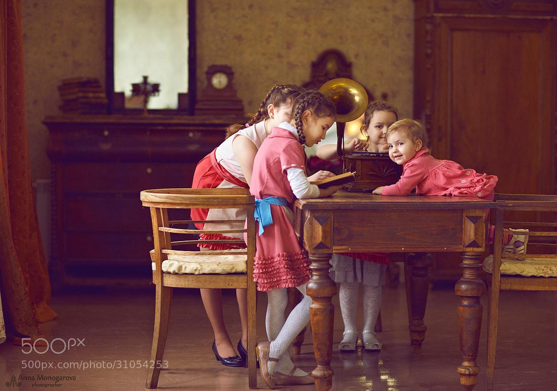 Photograph Untitled by Anna Monogarova on 500px